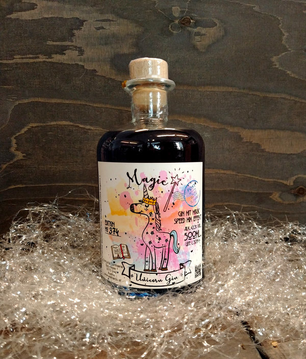 Magic Unicorn Gin